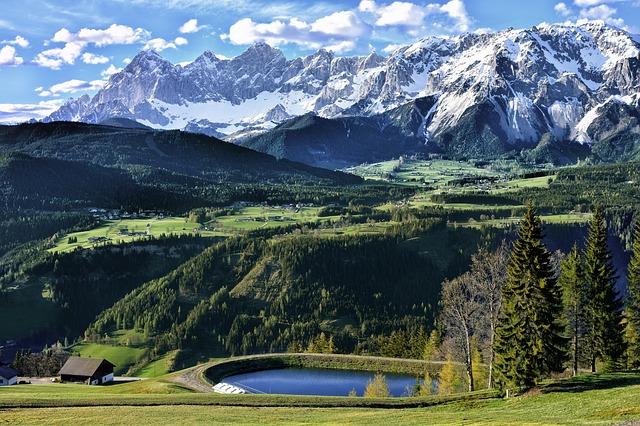 krajina rakousko