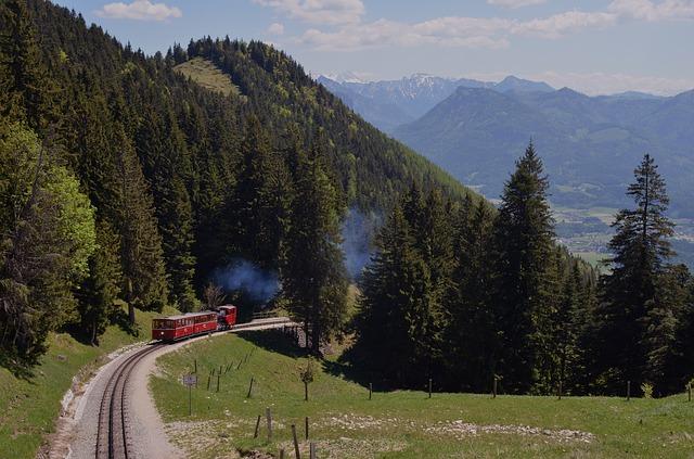 horské železnice